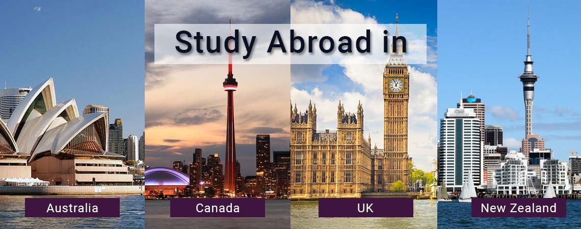 Meet Universities from Australia, Canada, UK & New Zealand