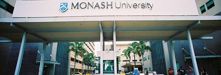Monash University Study Overseas