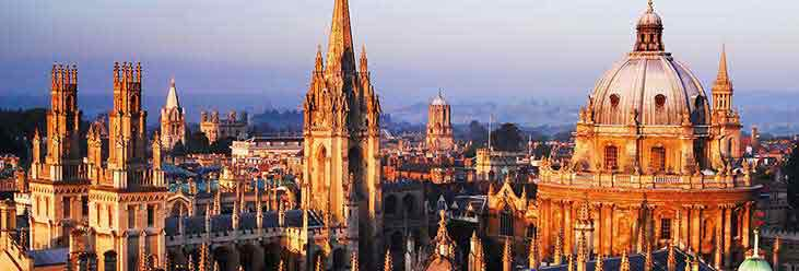 Study in Oxford University